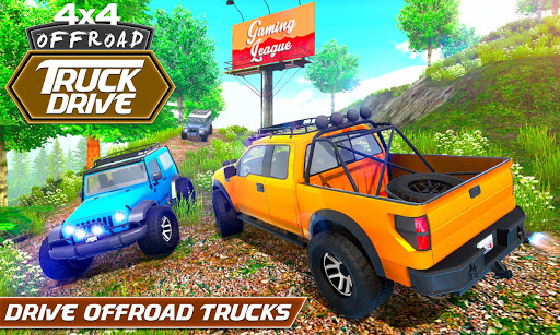 Top Off-road Simulator: Jeep Driving Games 2021 2.0 screenshots 1