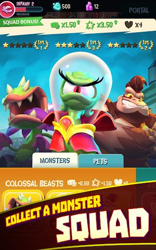 I Am Monster: Idle Destruction screenshots 9
