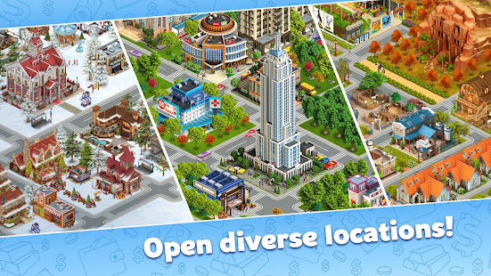 Golden Valley: City Build Sim Mod Apk