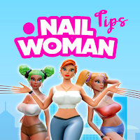 Nail Woman: Baddies Long Run, High Women Nails