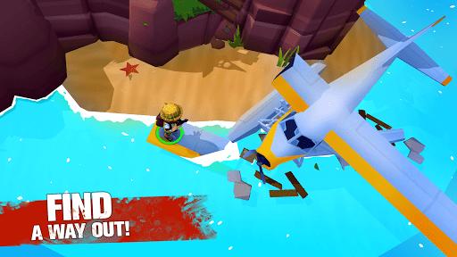 Grand Survival - Ocean Raft Adventure screenshots 2