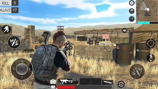 Desert survival shooting game 5