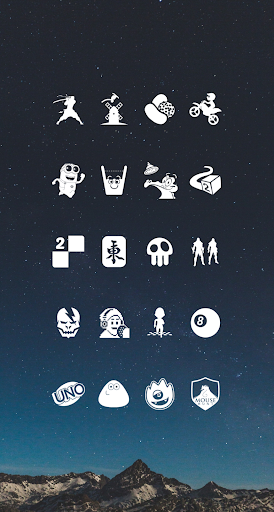 Whicons - White Icon Pack 21.2.0 Screenshots 3
