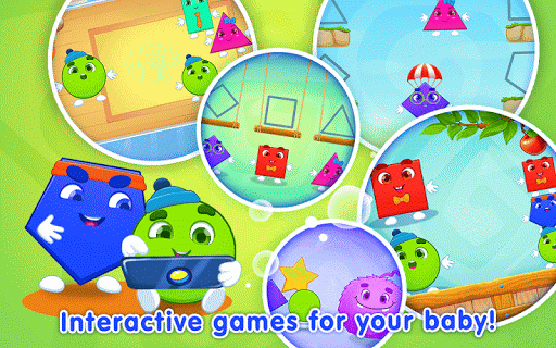 learning shapes: toddler games for 1 - 4 year olds screenshot 3