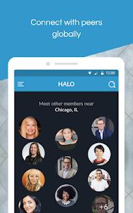 HALO Business Community 7.6 screenshots 1