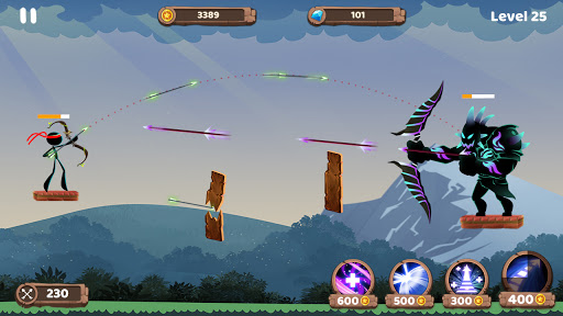 Mr. Archers: Archery game - bow & arrow 1.10.1 screenshots 7