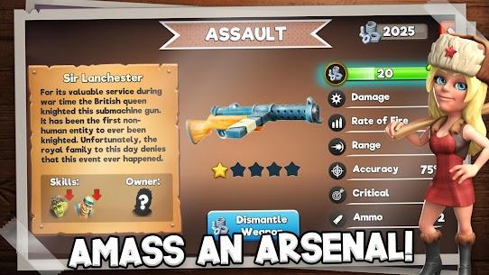 Survival City – Zombie Base Build and Defend Mod Apk 2.2.2 6