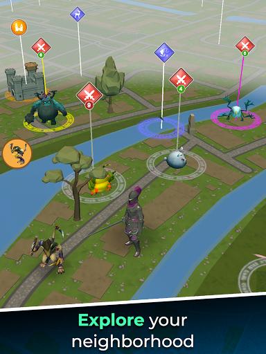 Magic Streets - Location based RPG 1.0.49 screenshots 9