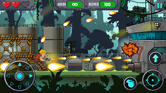Metal Shooter: Super Soldiers Screenshot