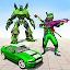 Rat Robot Transforming Games: Robot Car Games 2021 icon