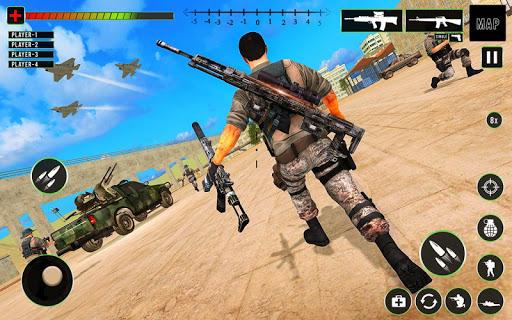 Grand Army Shooting:New Shooting Games screenshots 8