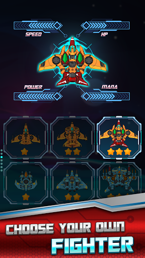 Galaxy Shooter Battle 2020 : Galaxy attack modavailable screenshots 7