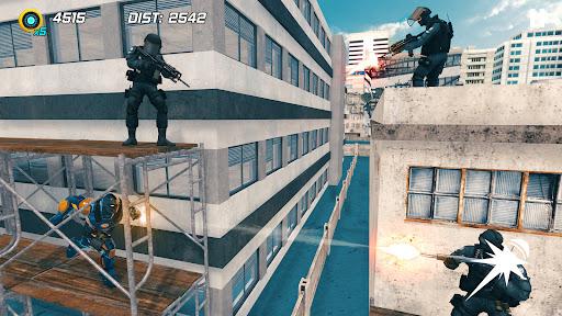 Iron Avenger - No Limits apkpoly screenshots 4