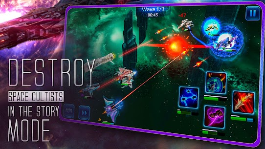 How To Use Star Conflict Heroes 3D for PC (Windows & Mac) 1