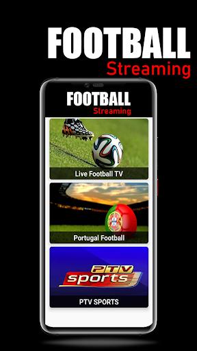Live Football Tv Stream HD  Screenshots 2