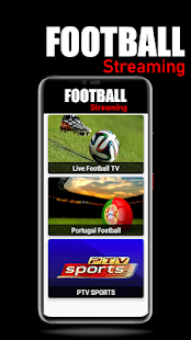 Live Football Tv Stream HD 1.6 Screenshots 2