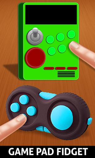 Anti stress fidgets 3D cubes - calming games  screenshots 3