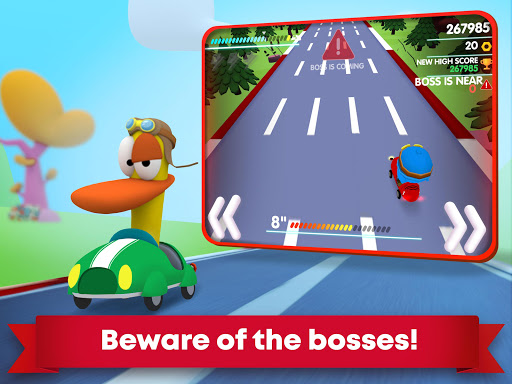 Pocoyo Racing: Kids Car Race - Fast 3D Adventure  screenshots 14