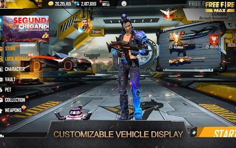 Garena Free Fire MAX Mod 2.60.1 Apk (Unlocked) 4
