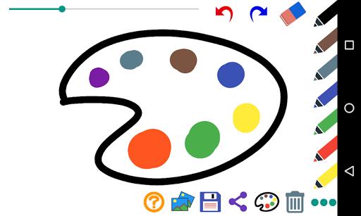 Paint for kids screenshots 2
