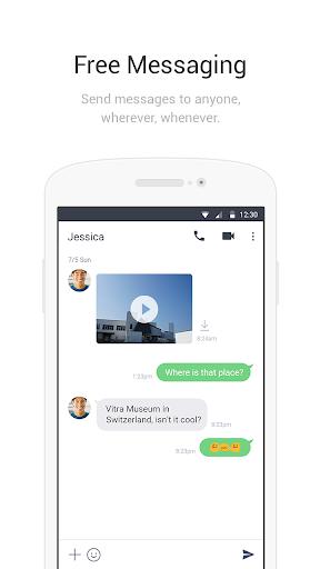 LINE Lite: Free Calls & Messages 2.17.0 Screenshots 2