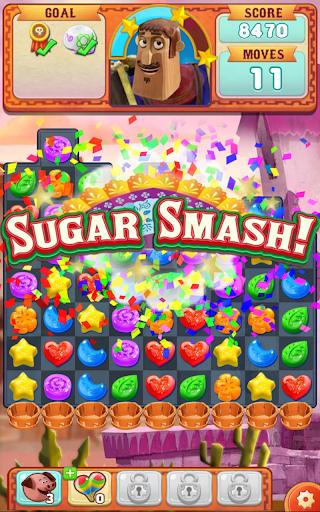 Sugar Smash: Book of Life - Free Match 3 Games. 3.96.203 Screenshots 12