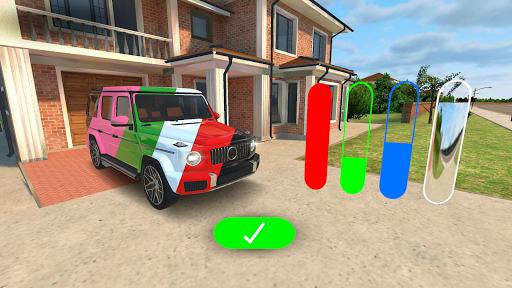 Racing in Car 2021 - POV traffic driving simulator screenshots 6
