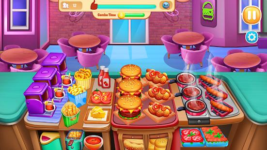 Chefu2019s Kitchen: Restaurant Cooking Games 2021 screenshots 10