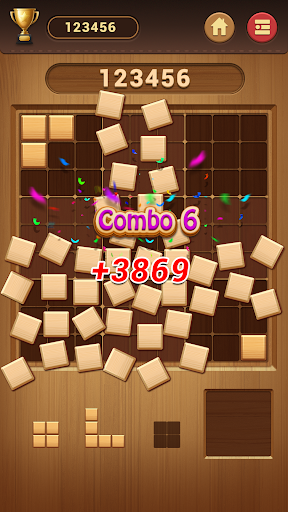 Wood Block Sudoku Game -Classic Free Brain Puzzle 0.6.6 screenshots 7