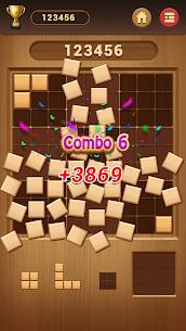 Wood Block Sudoku Game -Classic Free Brain Puzzle 7