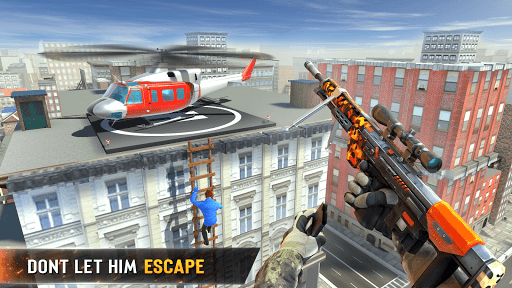 New Sniper Shooter: Free offline 3D shooting games screenshots 3