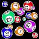 宝くじの結果のジェネレーターと統計