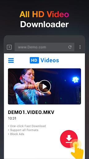 Foto do HD Video Downloader App - 2019