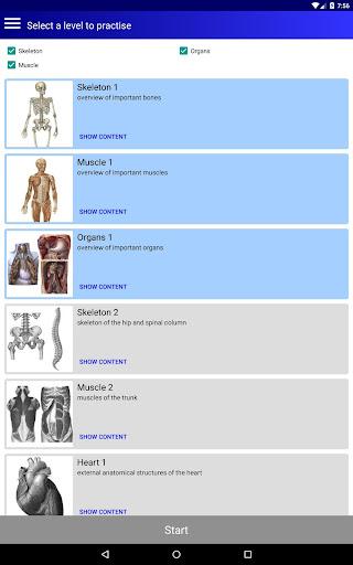 Anatomy Quiz  Screenshots 9
