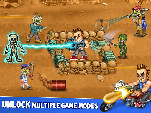 Last Heroes: Zombie Games 1.6.8 screenshots 9