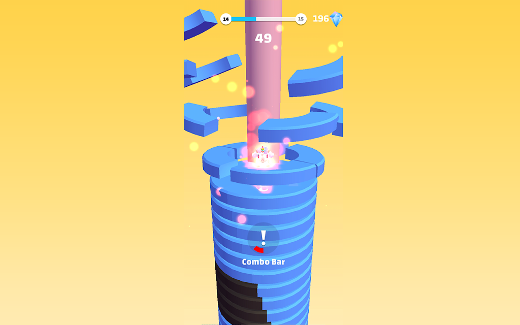 Helix Stack Jump: Fun & Free Addicting Ball Puzzle poster 8