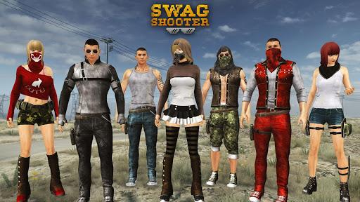 Swag Shooter - Online & Offline Battle Royale Game 1.6 com.swag.shooter.online.offline.free.fps.survival.shooting.battleground.war.gun.game apkmod.id 1