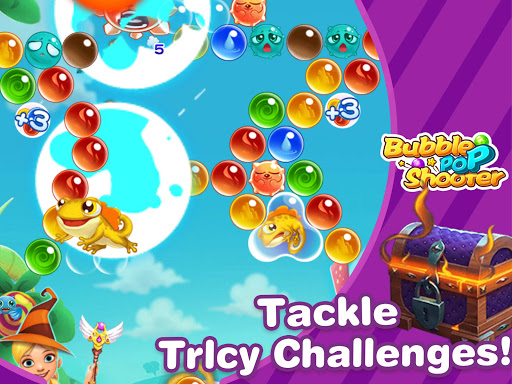 Bubble Shooter - Bubble Free Game apkpoly screenshots 16