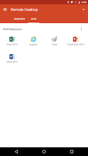 Remote Desktop 8 4