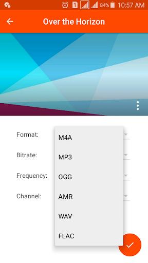 MP3 Cutter and Ringtone Maker - Audio Merger android2mod screenshots 5