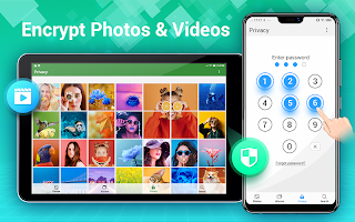 Photo Gallery - Photo Album Vault & Photo Editor