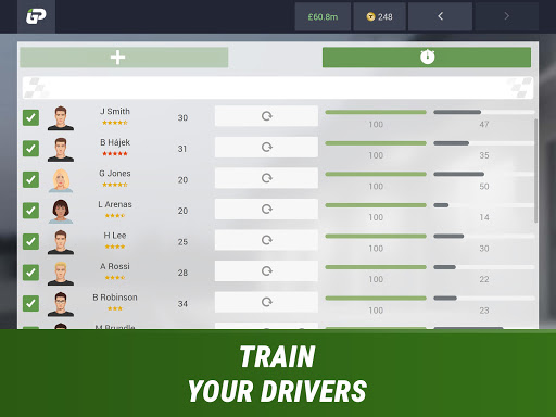 iGP Manager 3.611 screenshots 12