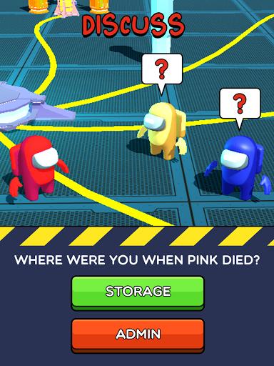 Impostor 3D - Hide and Seek Games  screenshots 11