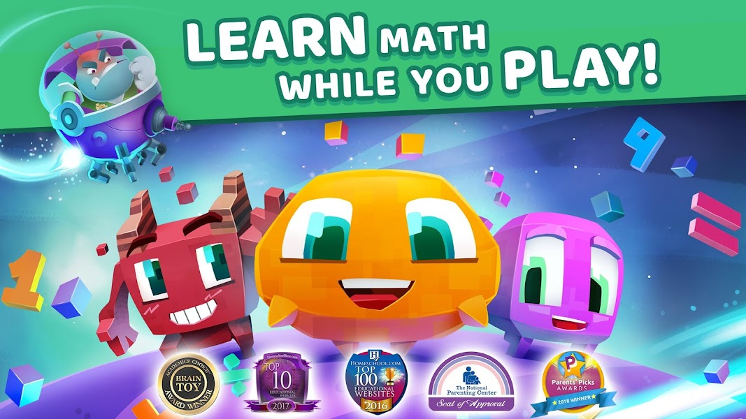 Matific Galaxy - Maths Games for 1st Graders