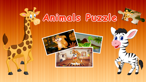 Learn Animals - Kids Puzzles 1.3 screenshots 1