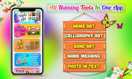 Name Art Photo Editor - 7Arts Focus n Filter 2021  Screenshots 1