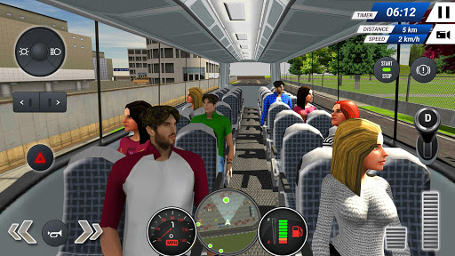 Bus Simulator 2021 - Ultimate Bus Games Free 2.1 screenshots 1