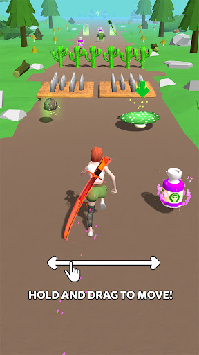 Survival Challenge 3D androidhappy screenshots 1