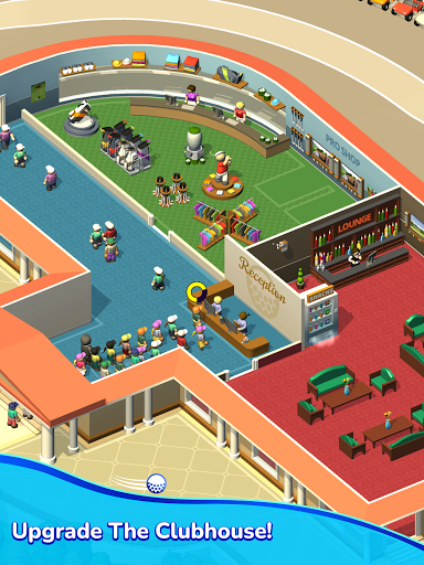 Idle Golf Club Manager Tycoon  screenshots 8