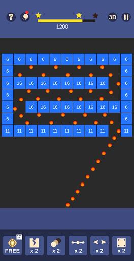 Bricks and Balls - Bricks Breaker Crusher 1.4.9.0 screenshots 1